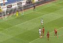 Kasımpaşa KDÇ Karabükspor golleri