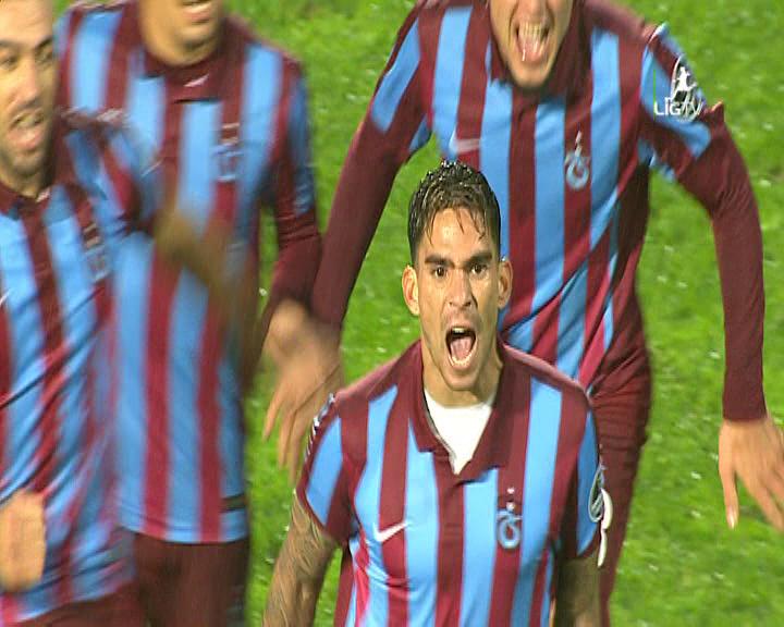 Trabzonspor - Mersin İdman Yurdu