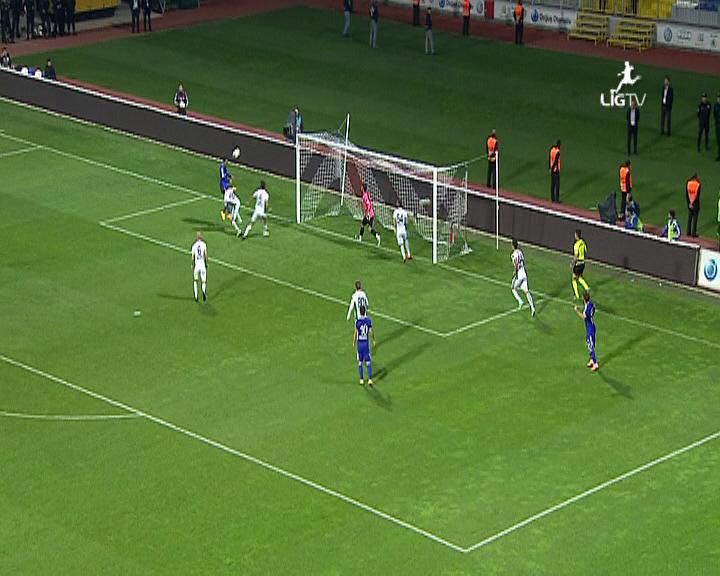 Kasımpaşa Torku Konyaspor golleri