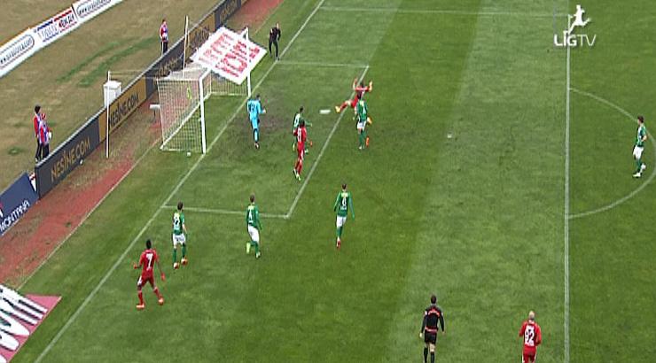 Medicana Sivasspor Bursaspor golleri