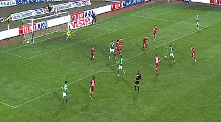Medicana Sivasspor - Bursaspor