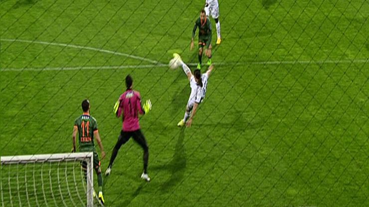 Çaykur Rizespor Fenerbahçe golleri