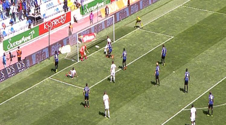 SAİ Kayseri Erciyesspor Eskişehirspor golleri