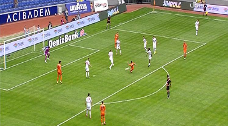 İstanbul Başakşehir - Eskişehirspor