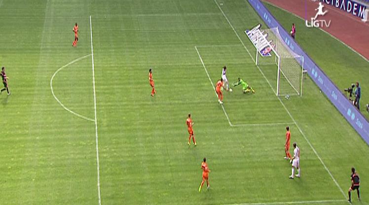 Medipol Başakşehir Medicana Sivasspor golleri