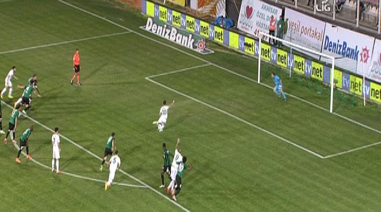 Akhisar Bld.Spor Bursaspor golleri