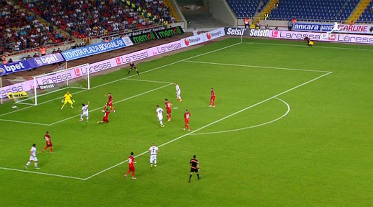 Mersin İdman Yurdu - Beşiktaş