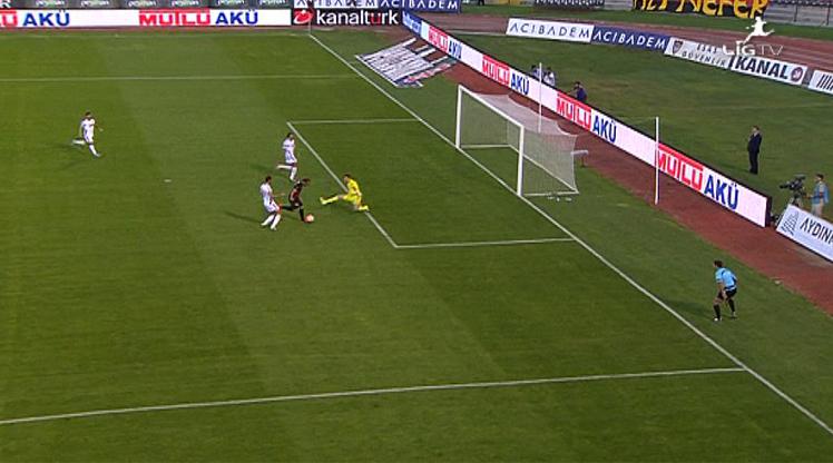 Eskişehirspor Medicana Sivasspor golleri