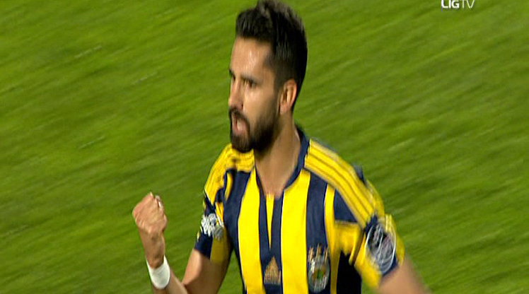 Trabzonspor Fenerbahçe golleri