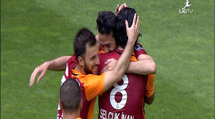 Galatasaray Kasımpaşa golleri