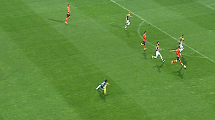 Medipol Başakşehir Fenerbahçe golleri