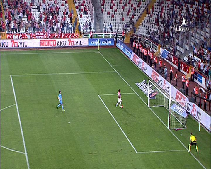 Antalyaspor - Trabzonspor