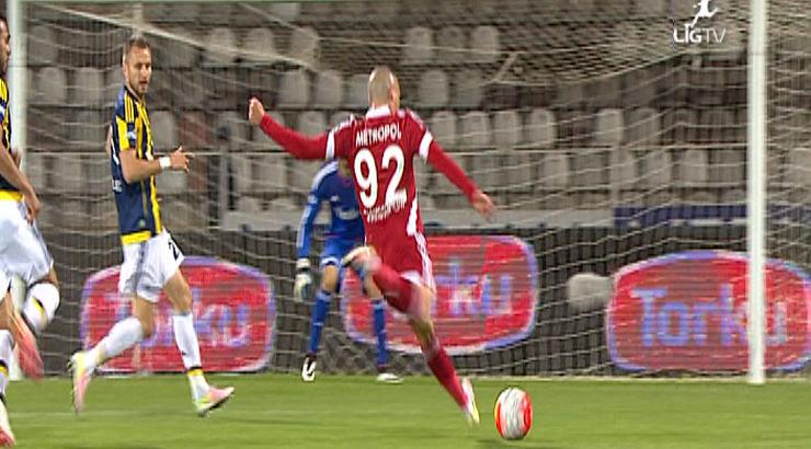Sivasspor Fenerbahçe golleri