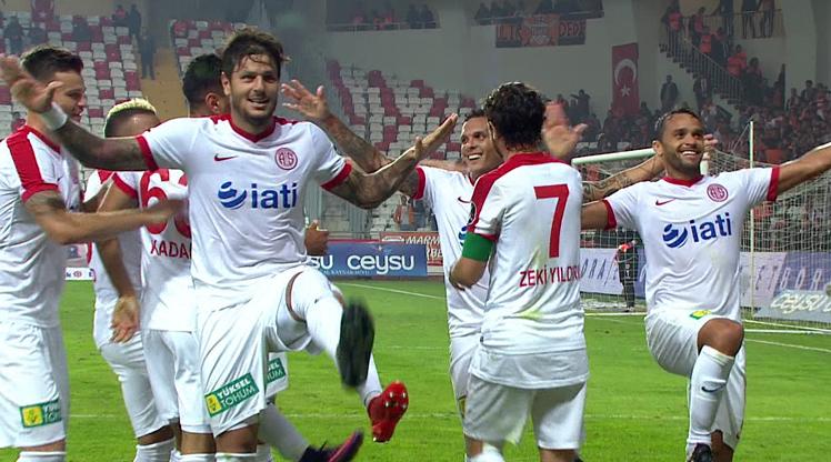 Antalyaspor - Adanaspor
