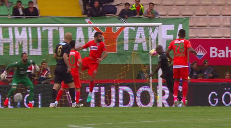 Aytemiz Alanyaspor - Osmanlıspor FK