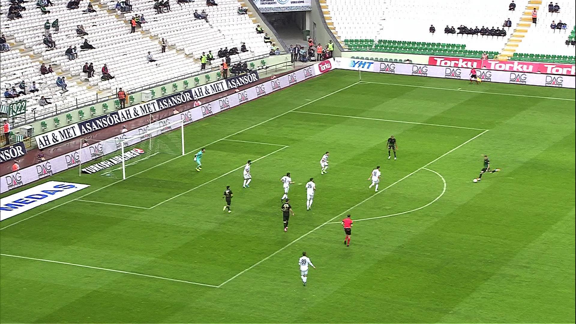 Atiker Konyaspor - Akhisar Bld.Spor