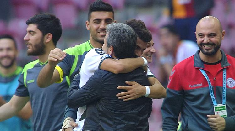 Galatasaray - Atiker Konyaspor