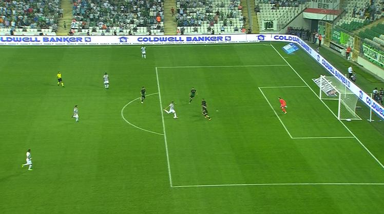 Bursaspor - Teleset Mob. Akhisarspor