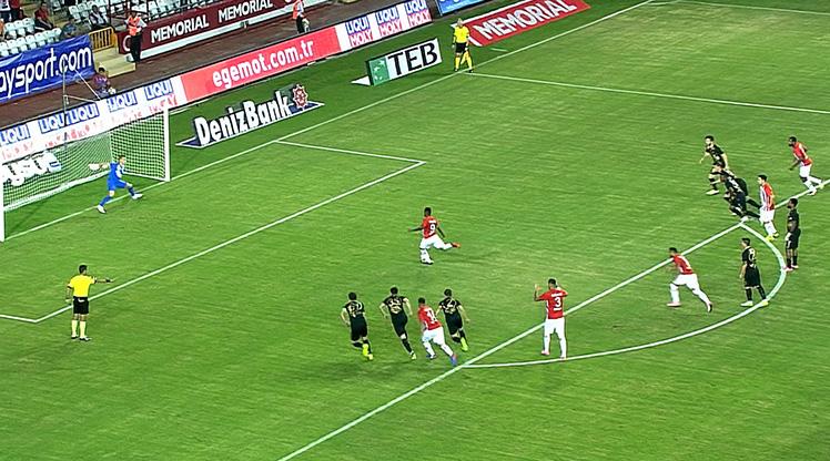 Antalyaspor - Osmanlıspor FK
