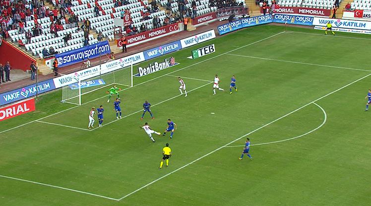Antalyaspor - Kardemir Karabükspor