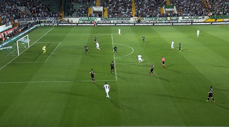 Teleset Mob. Akhisarspor Beşiktaş golleri
