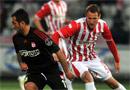 Samsunspor Medicana Sivasspor golleri