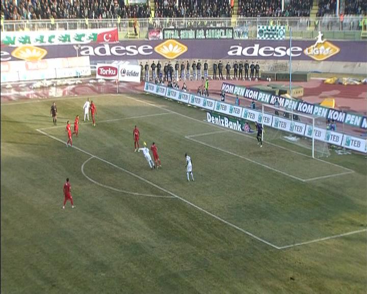 Torku Konyaspor - Eskişehirspor