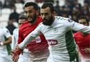 Torku Konyaspor Gaziantepspor maç özeti