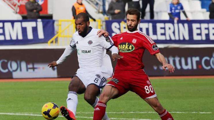 Kasımpaşa Medicana Sivasspor maç özeti