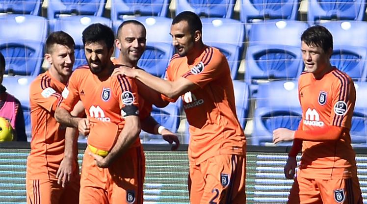 İstanbul Başakşehir Gaziantepspor maç özeti