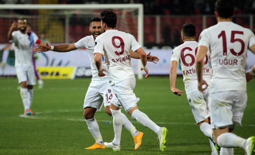 Mersin İdman Yurdu Trabzonspor maç özeti