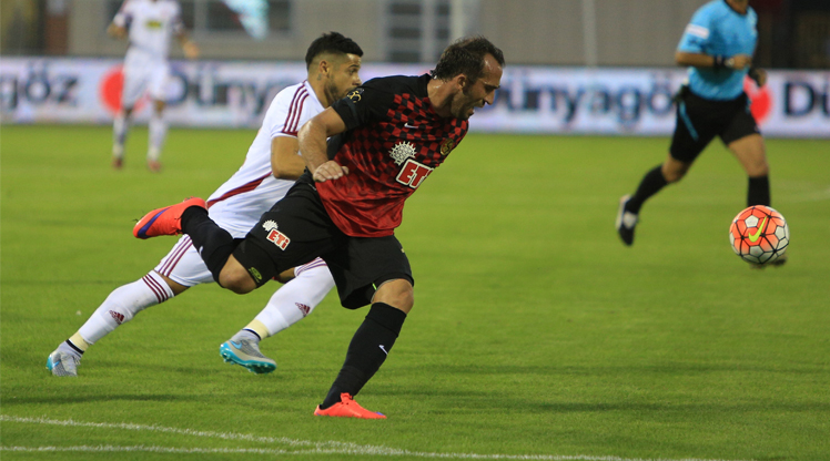 Eskişehirspor Medicana Sivasspor maç özeti