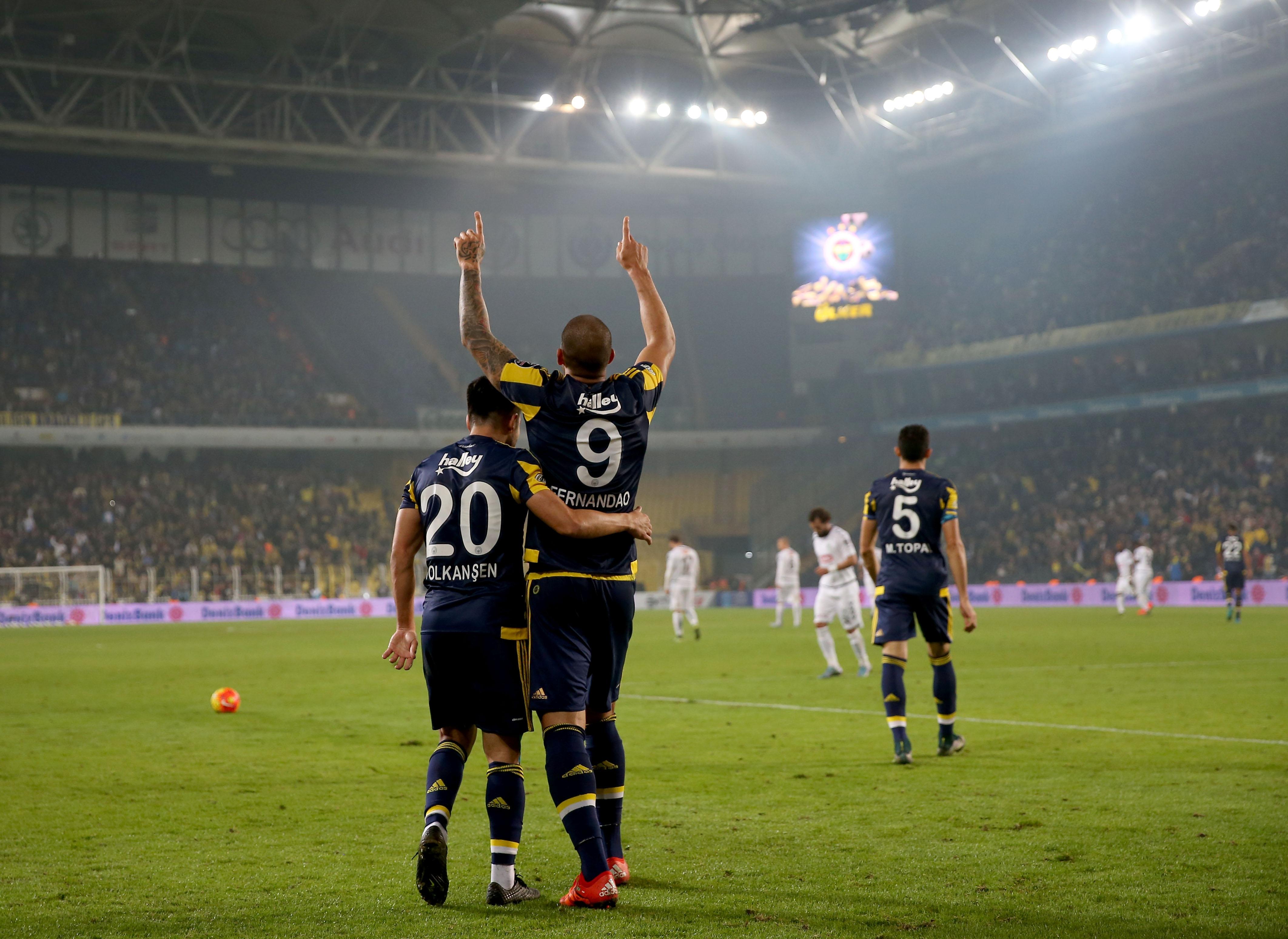 Fenerbahçe Torku Konyaspor maç özeti
