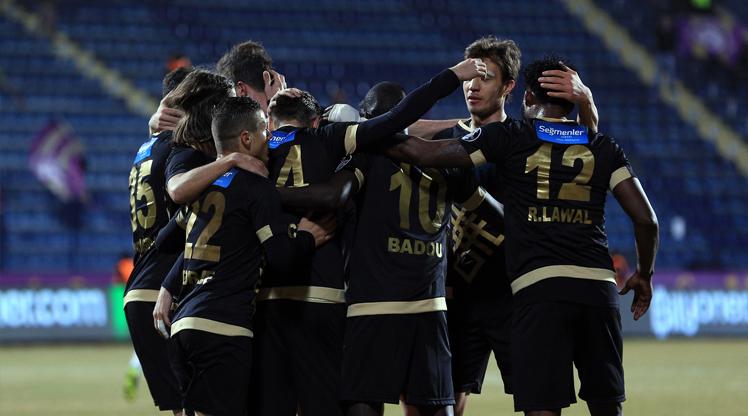 Osmanlıspor FK Medicana Sivasspor maç özeti