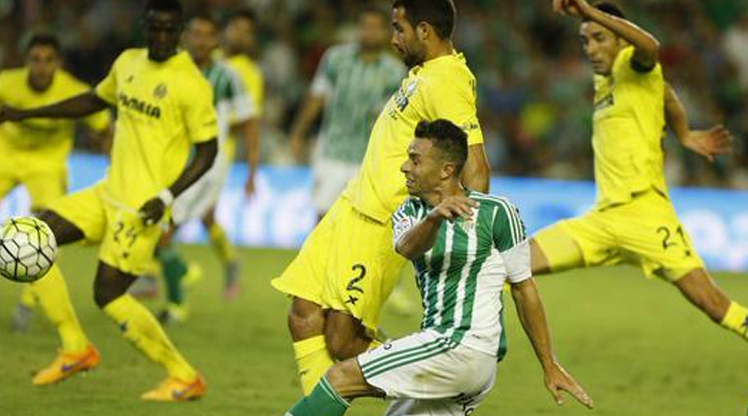 Real Betis Villarreal maç özeti