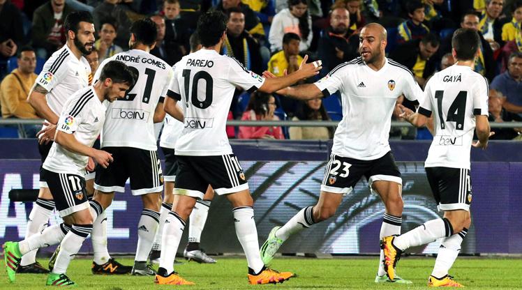 Valencia Espanyol maç özeti