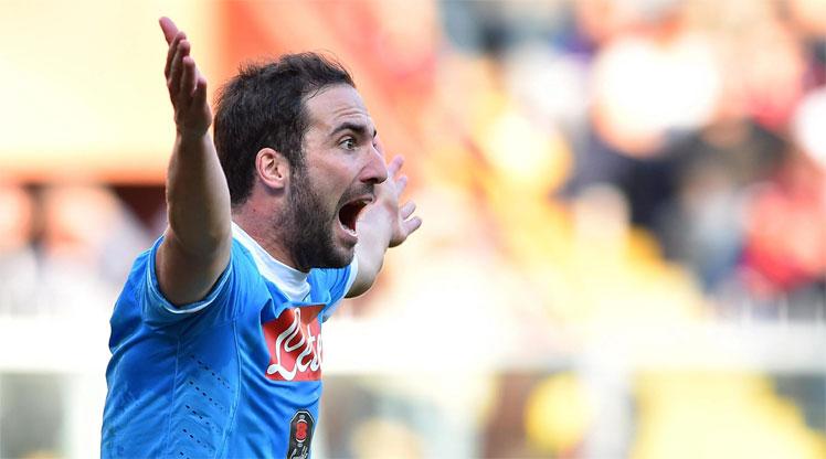 Genoa Napoli maç özeti