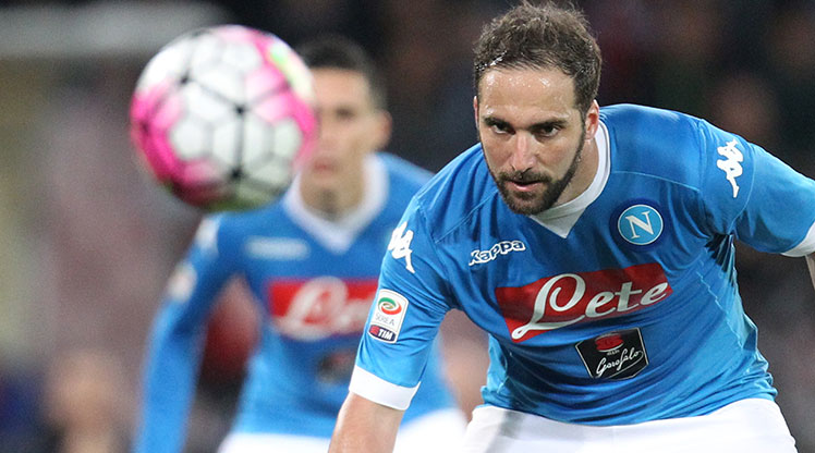 Napoli Frosinone maç özeti