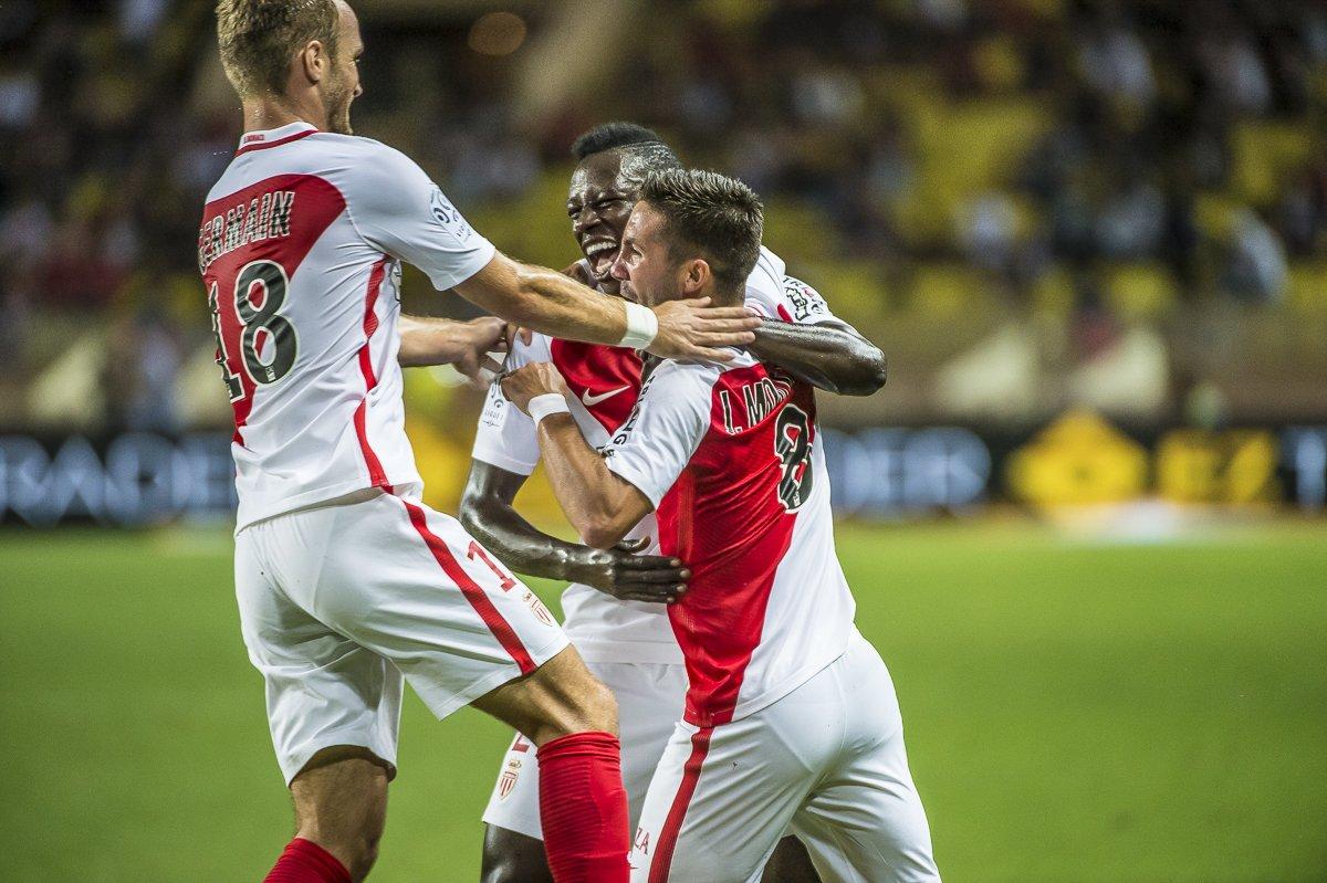 Monaco Paris St Germain maç özeti