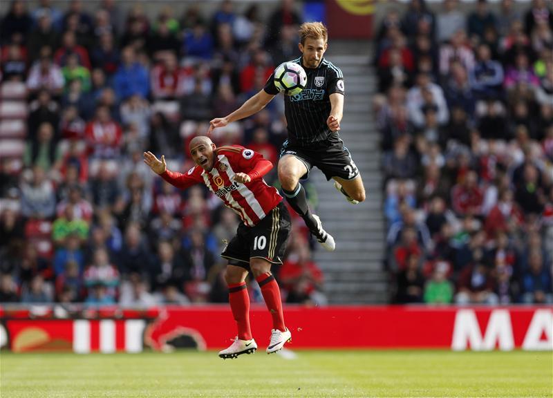 Sunderland West Bromwich Albion maç özeti