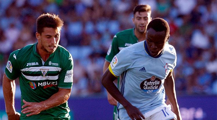 Celta Vigo Leganes maç özeti
