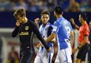 Leganes Atletico Madrid maç özeti