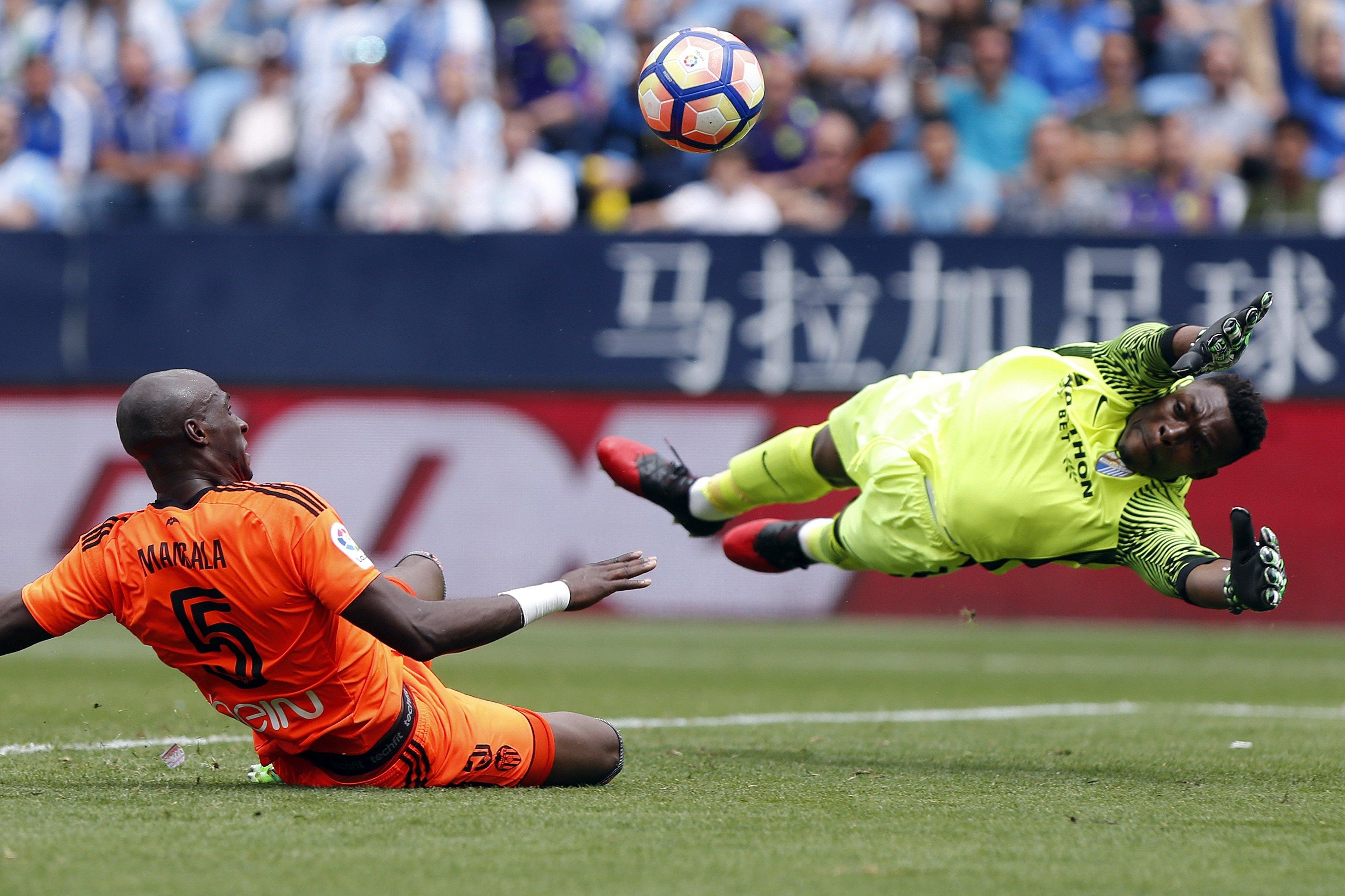 Malaga Valencia maç özeti