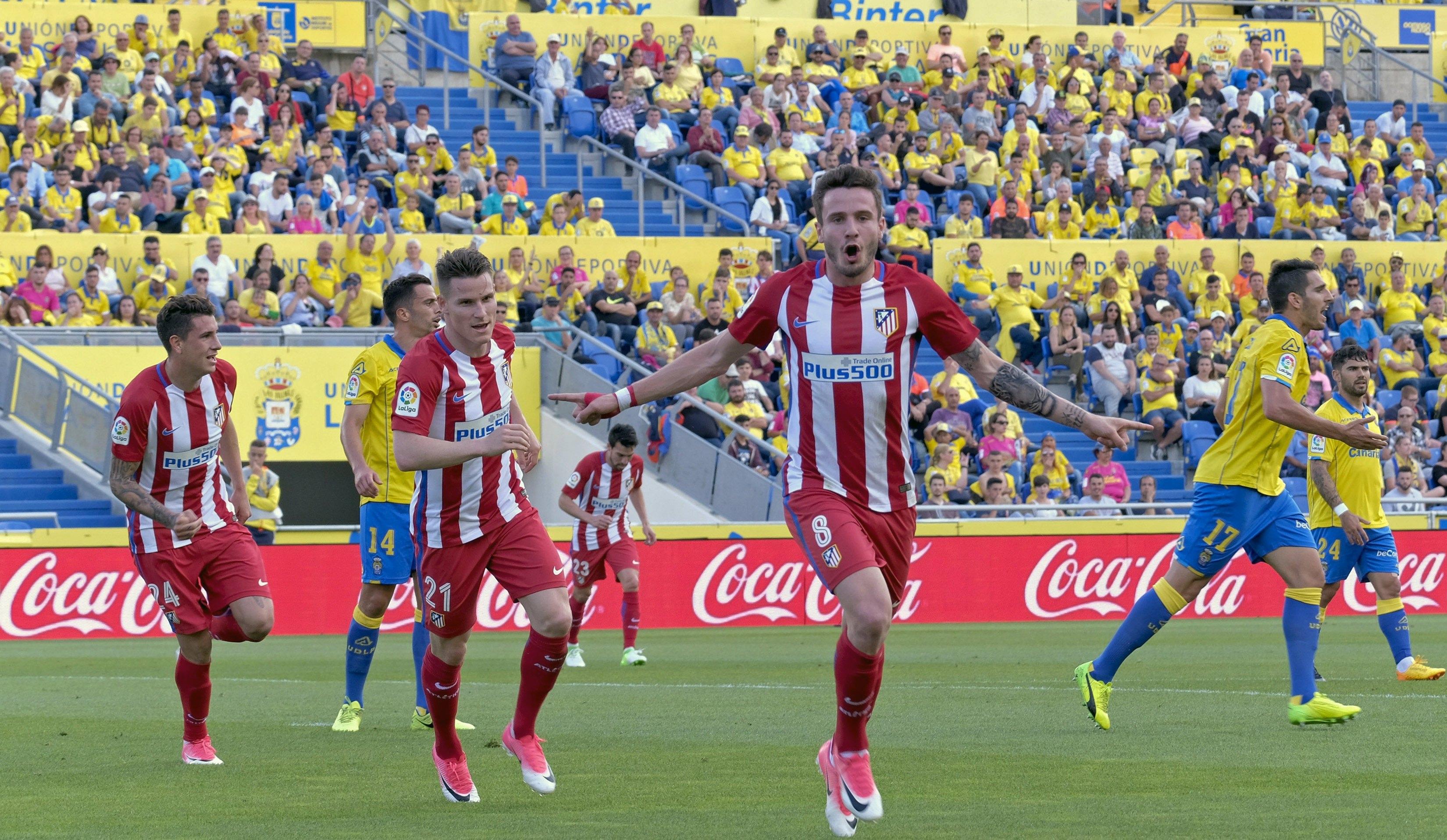 Las Palmas Atletico Madrid maç özeti