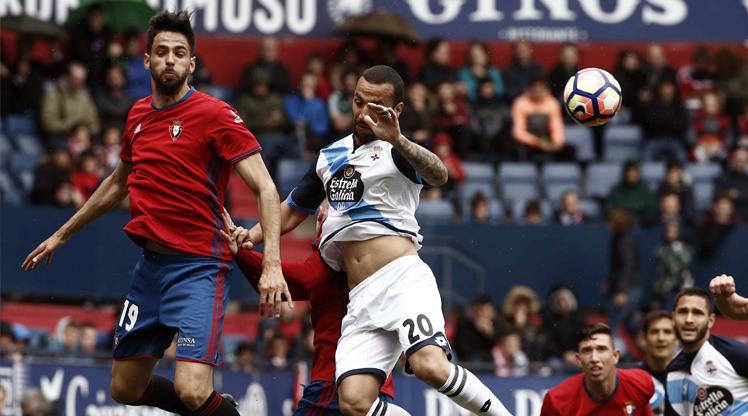 Osasuna Deportivo La Coruna maç özeti