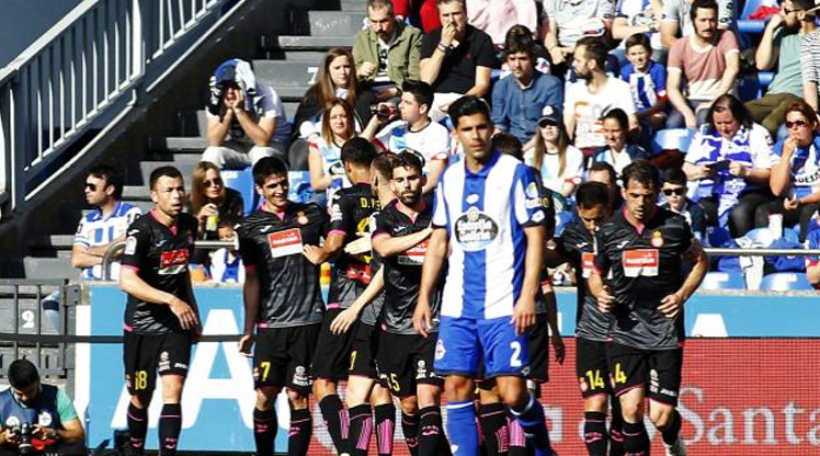 Deportivo La Coruna Espanyol maç özeti