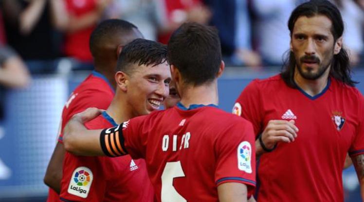 Osasuna Granada maç özeti