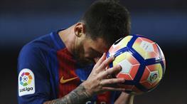 Barcelona Eibar maç özeti