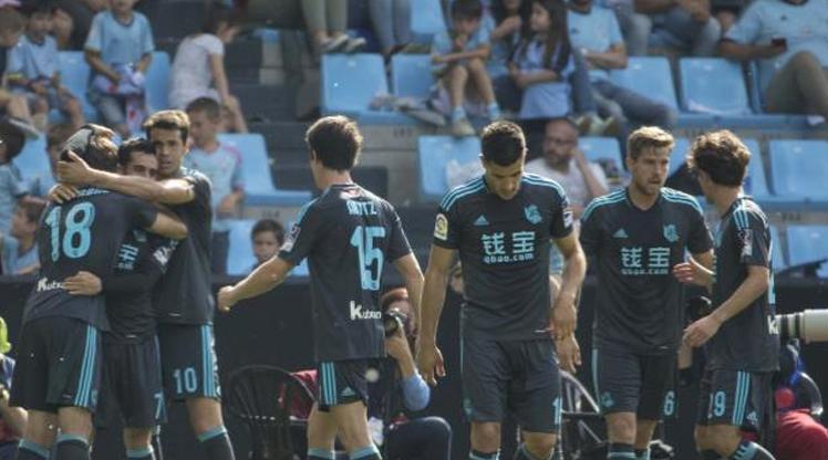 Celta Vigo Real Sociedad maç özeti