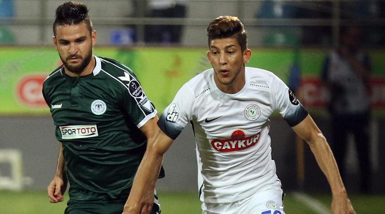 Çaykur Rizespor Atiker Konyaspor maç özeti